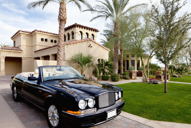 New tax reform allows for faster depreciation of luxury automobiles