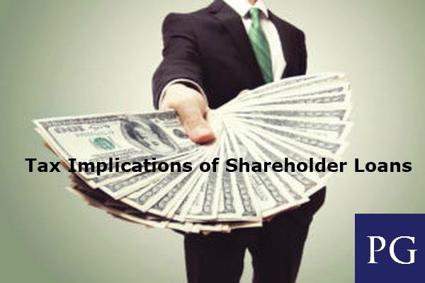 Tax Implications of Shareholder Loans