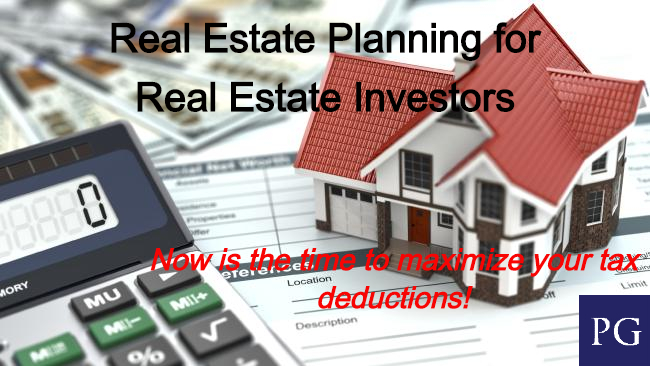 If You Own Rental Properties, You Should Take Full Advantage of the Tax Deductions